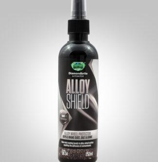 Diamondbrite Alloy Shield Protector