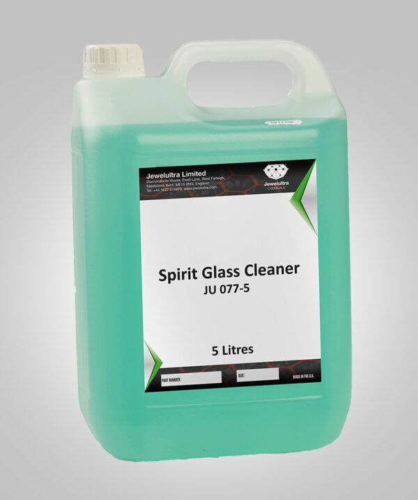 Spirit Glass Cleaner